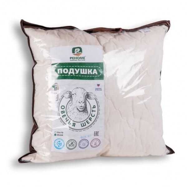 """Подушка """"Овечья шерсть"""" купить в Саратове по выгодной цене"""
