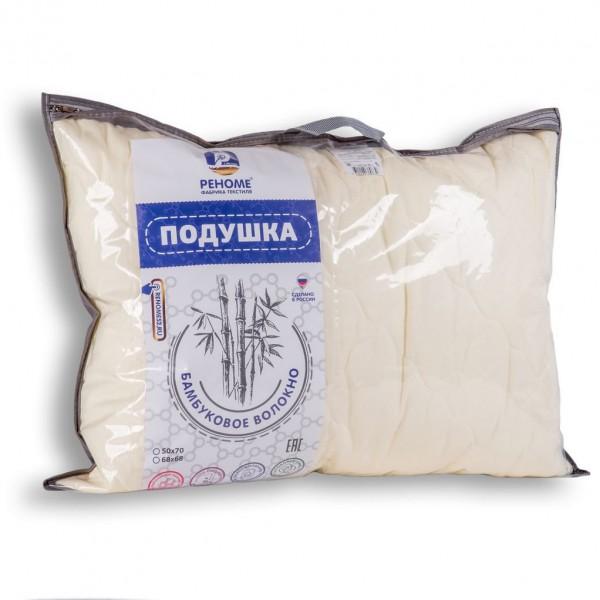 """Подушка """"Бамбук с лебяжьим пухом"""" купить в Саратове по выгодной цене"""